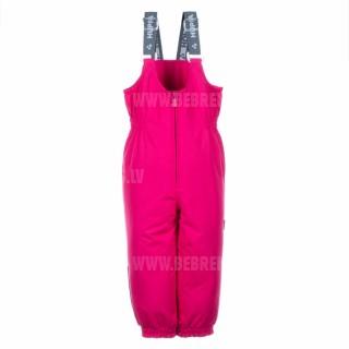 Штаны на шлейках детские без утепления NEO 2646BASE