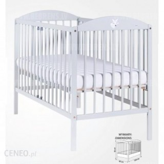 Кроватка LISEK 60х120см