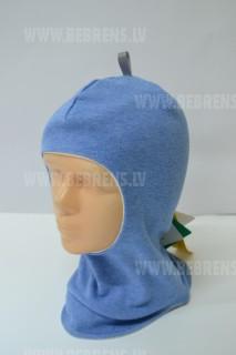 Демисезонная шапка шлем KIVAT 8442