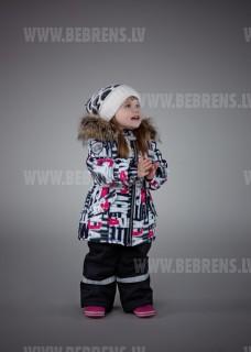Meiteņu ziemas jaka art.17330 Ally