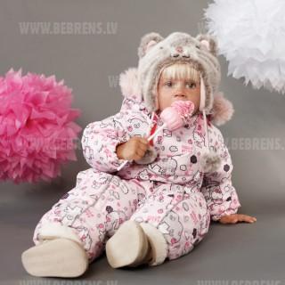 Ziemas kombinezons Hello Kitty TINY 3163BH14