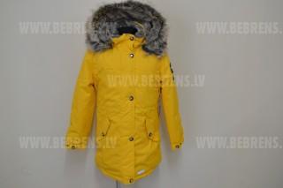 Куртка парка зимняя на девочку art.18671 Estella