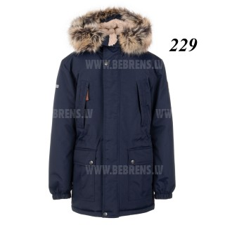 Куртка парка зимняя на мальчика art.21369 A REVI