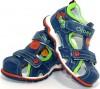 Clibee кожаные сандалии F 186