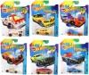 Hot Wheels mašīnītes kuras maina krāsa, BHR15