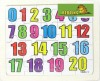 Koka puzzle CIPARI, 002179