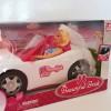 Кукла с машинаиь