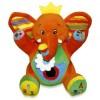 LORELLI Plīšā rotaļlieta ar skaņu