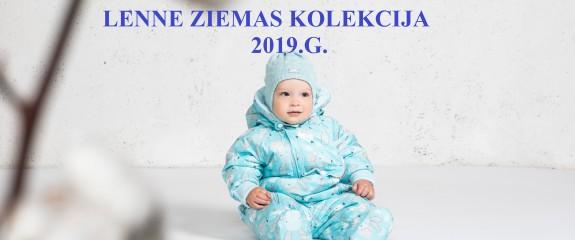 JAUNUMS! LENNE Ziemas kolekcija 2019/2020.g.